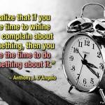 時間をうまく使うことが成功につながる秘訣。あなたもチェックしてみて
