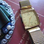 素敵な腕時計のステキな置き場所見つけました!